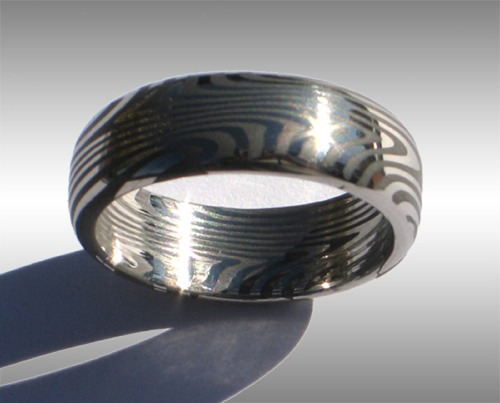 Damascus Ring